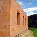 tehlova stavba - Keramické montované domy ANVIK